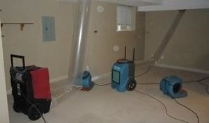 Water Damage Restoraiton In Den