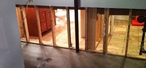 Wall Restoration From Water Damage