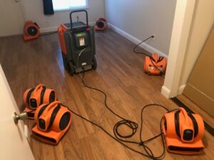 Commercial Restoration Preparation
